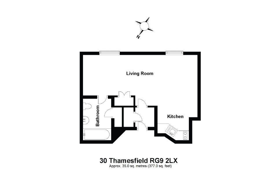 30 Derwent Floorplan