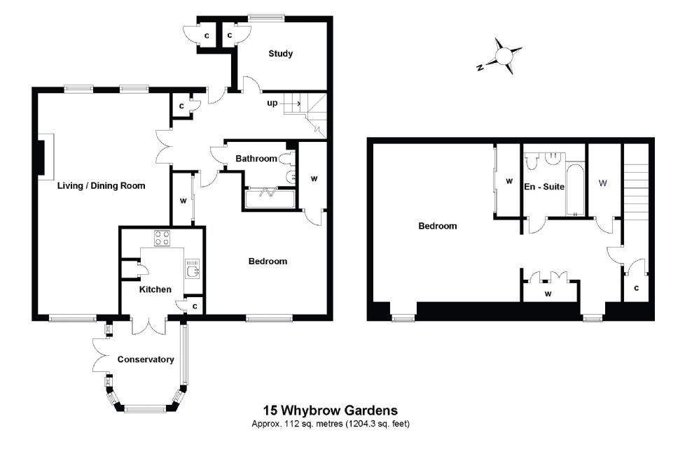 15 Whybrow Gardens Floorplan
