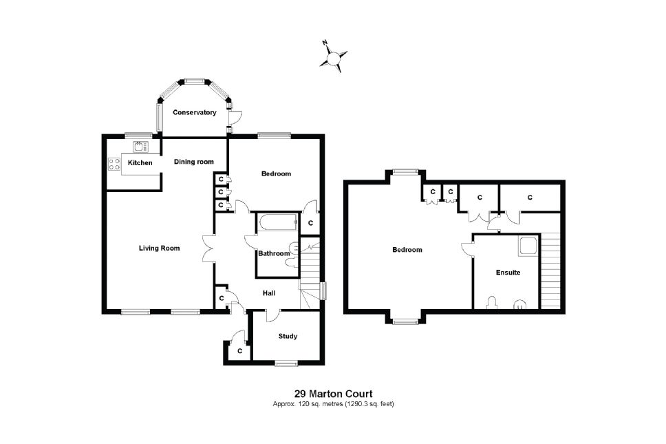 29 Marton Court Floorplan