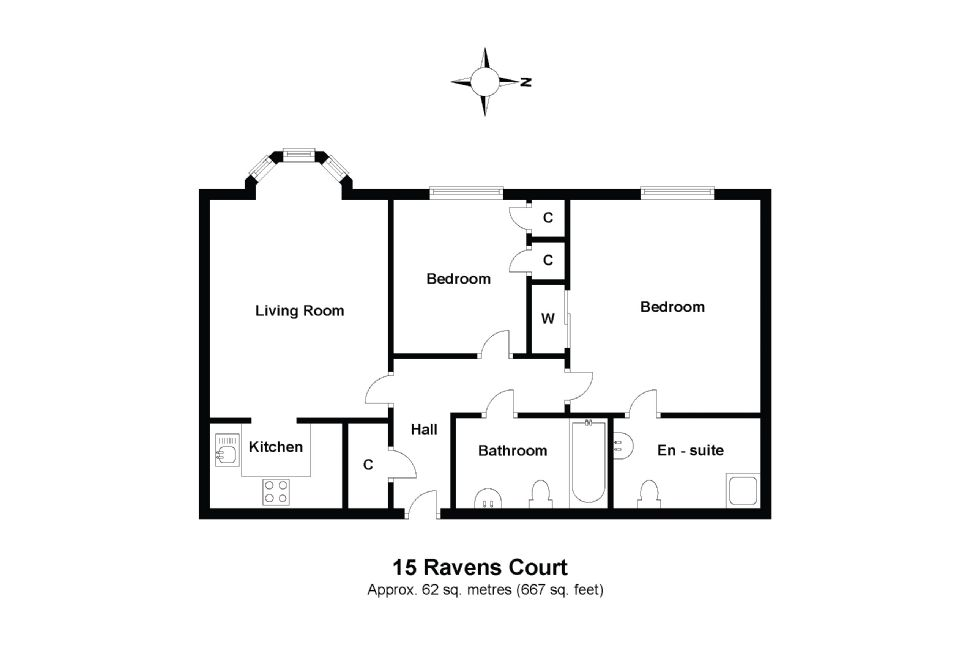 15 Ravens Court Floorplan