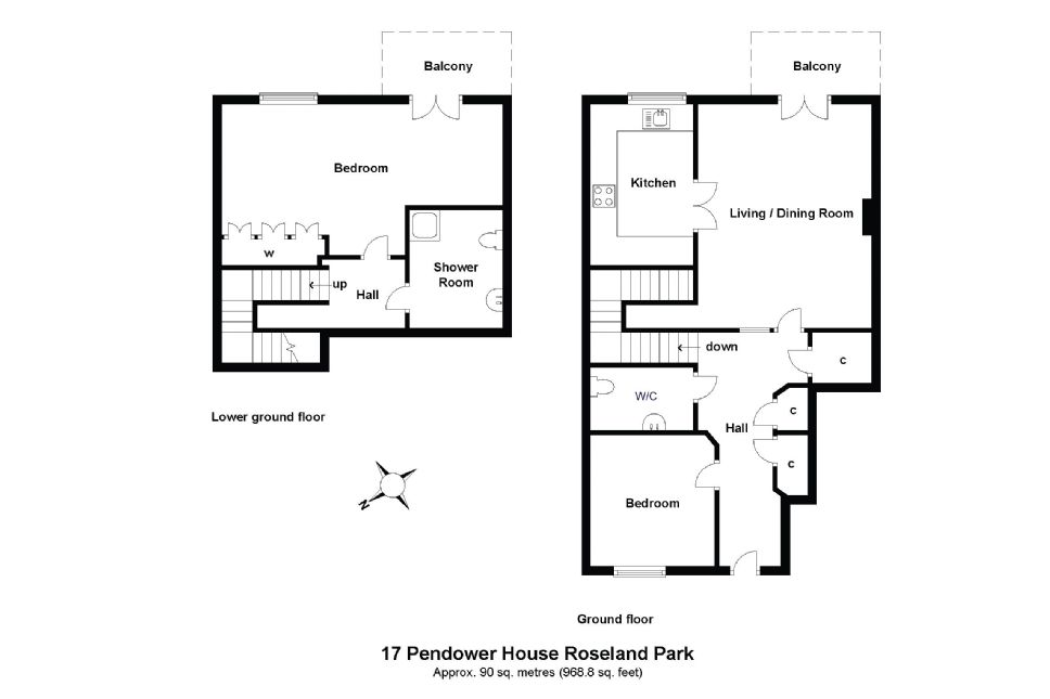 17 Pendower House Floorplan