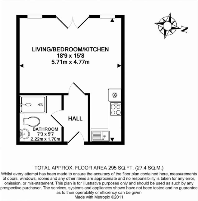 7 Kingfisher Court Floorplan