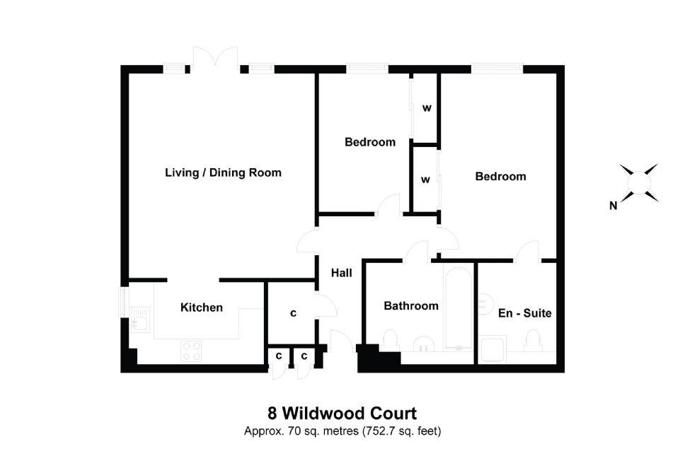 8 Wildwood Court Floorplan