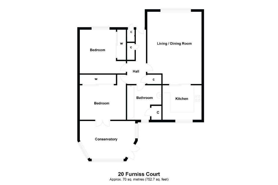 20 Furniss Court Floorplan