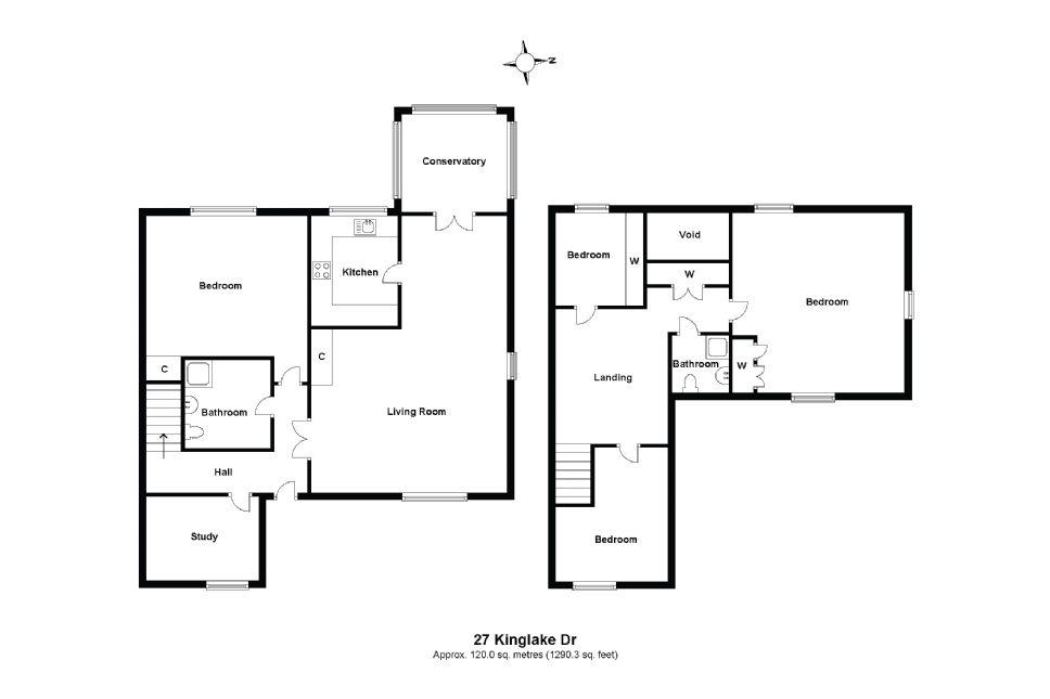 27 Kinglake Drive Floorplan
