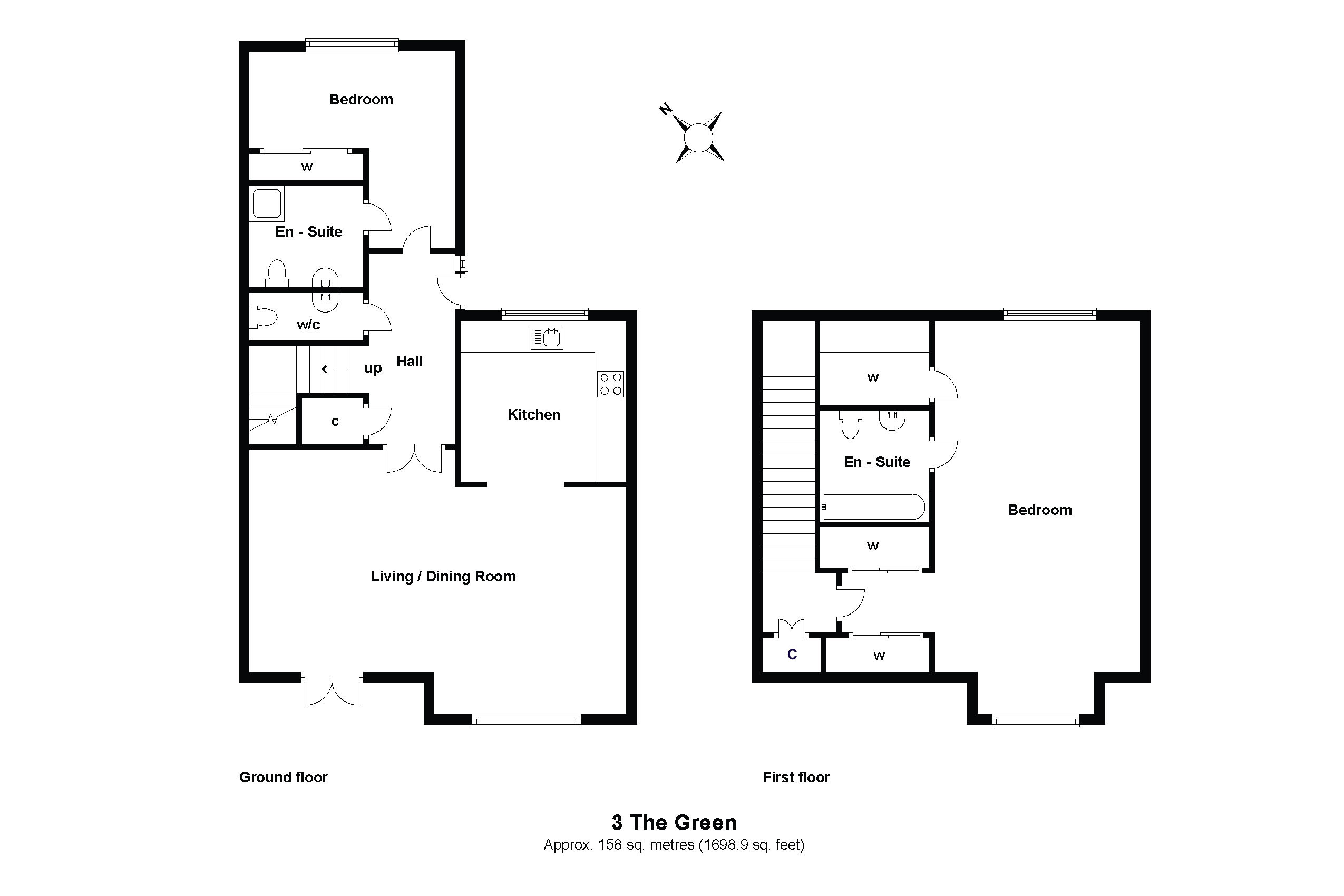 3 The Green Floorplan