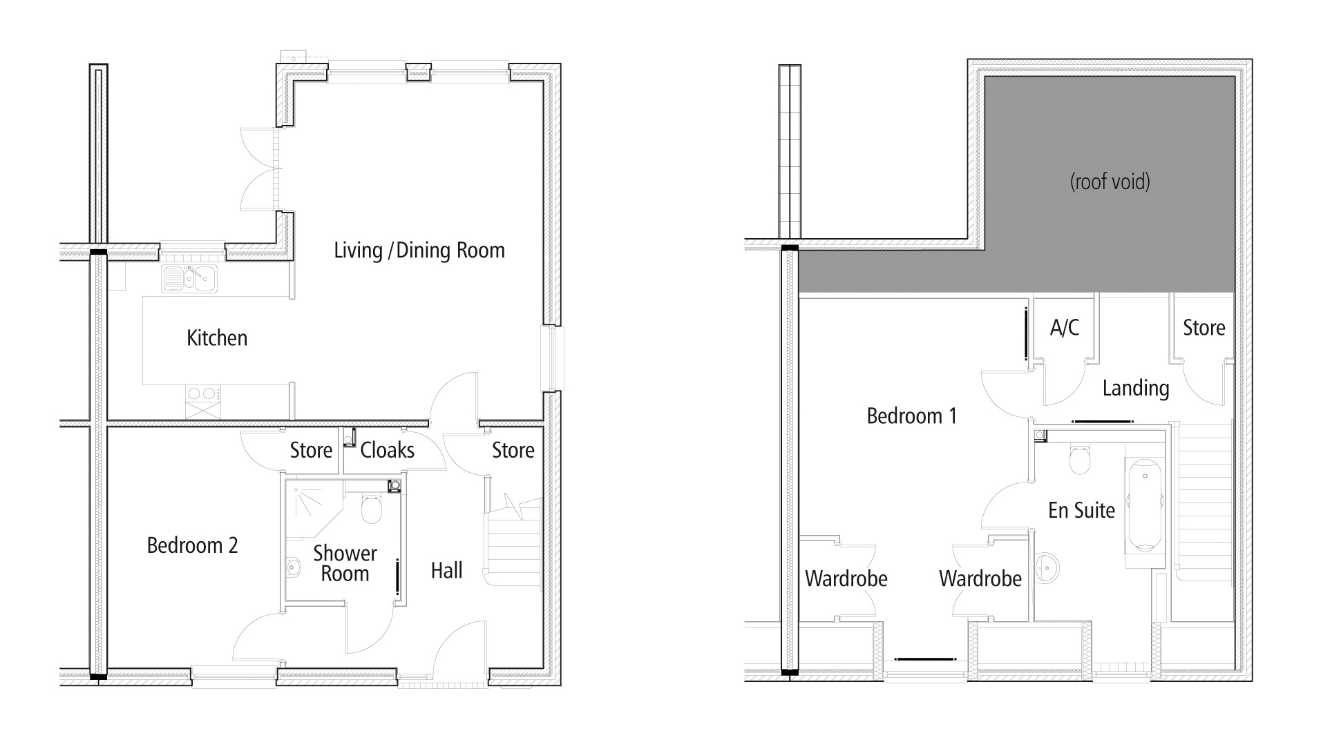 New Build 9 The Polo Field Floorplan
