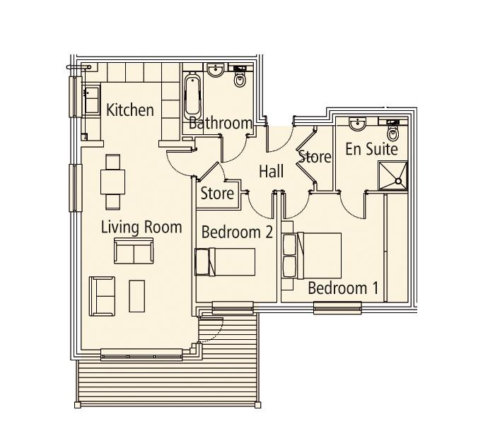 New Build 16 Felcourt House Floorplan