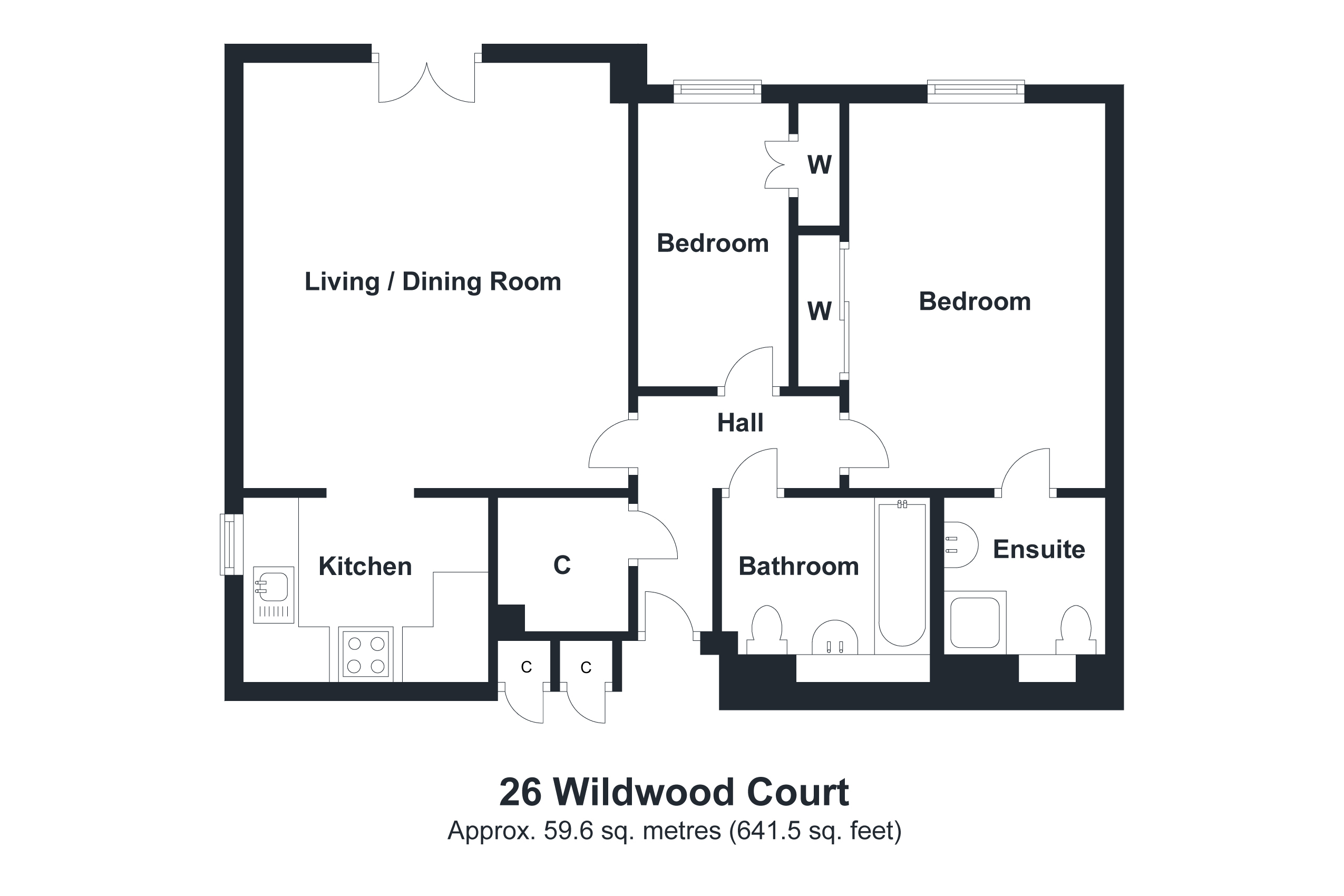 26 Wildwood Court Floorplan