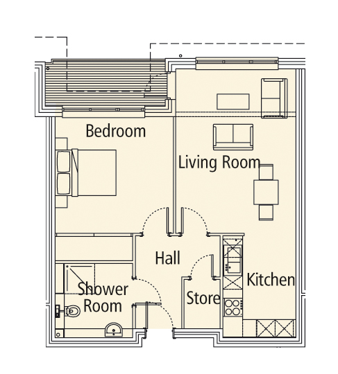 New build 16 Medway House Floorplan
