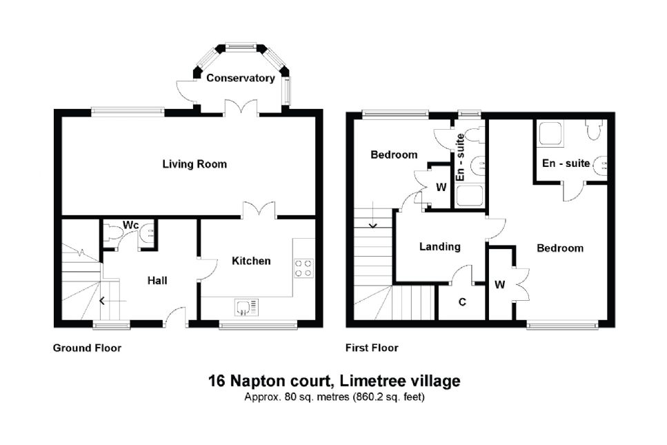 16 Napton Court Floorplan