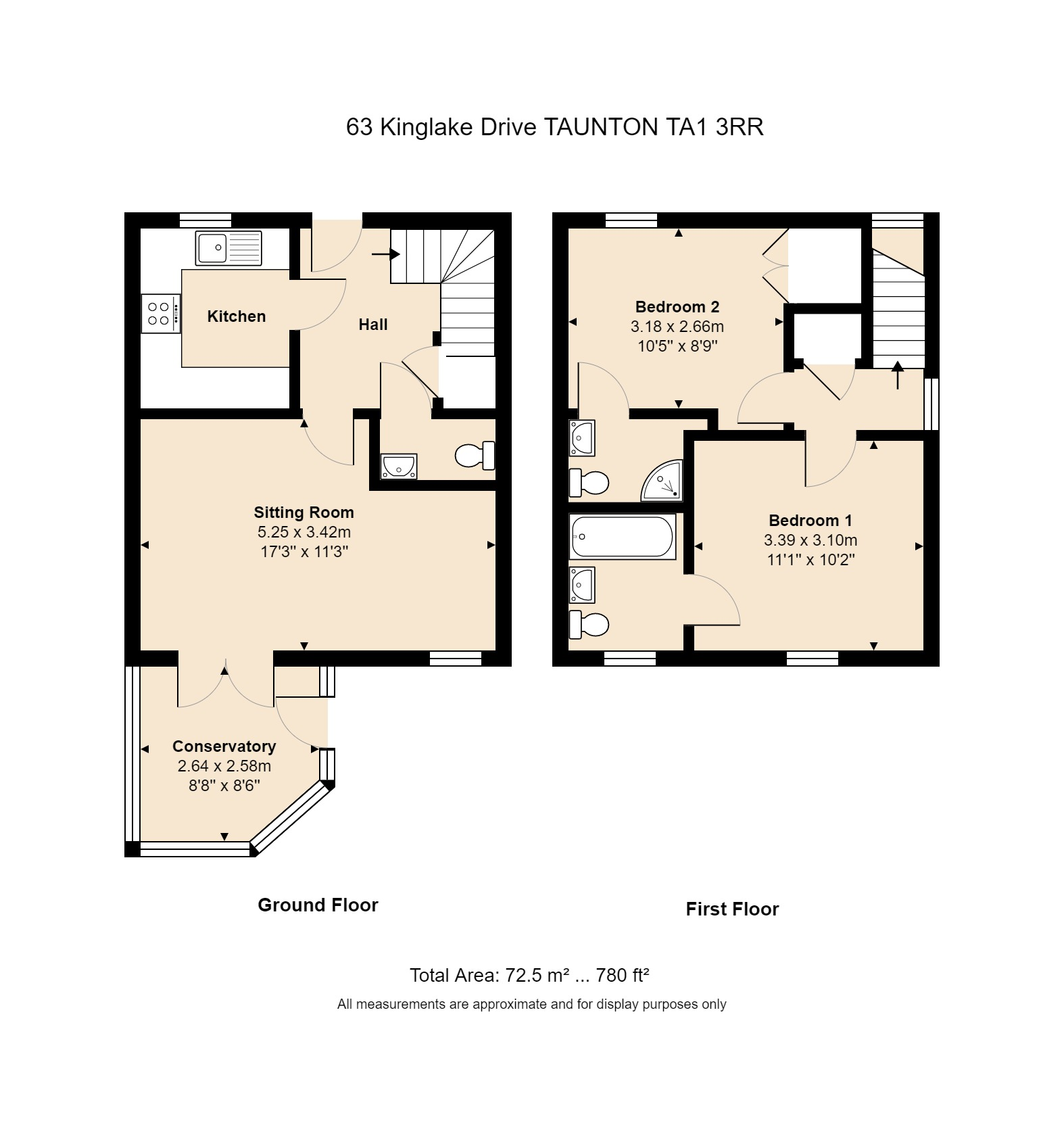 63 Kinglake Drive Floorplan