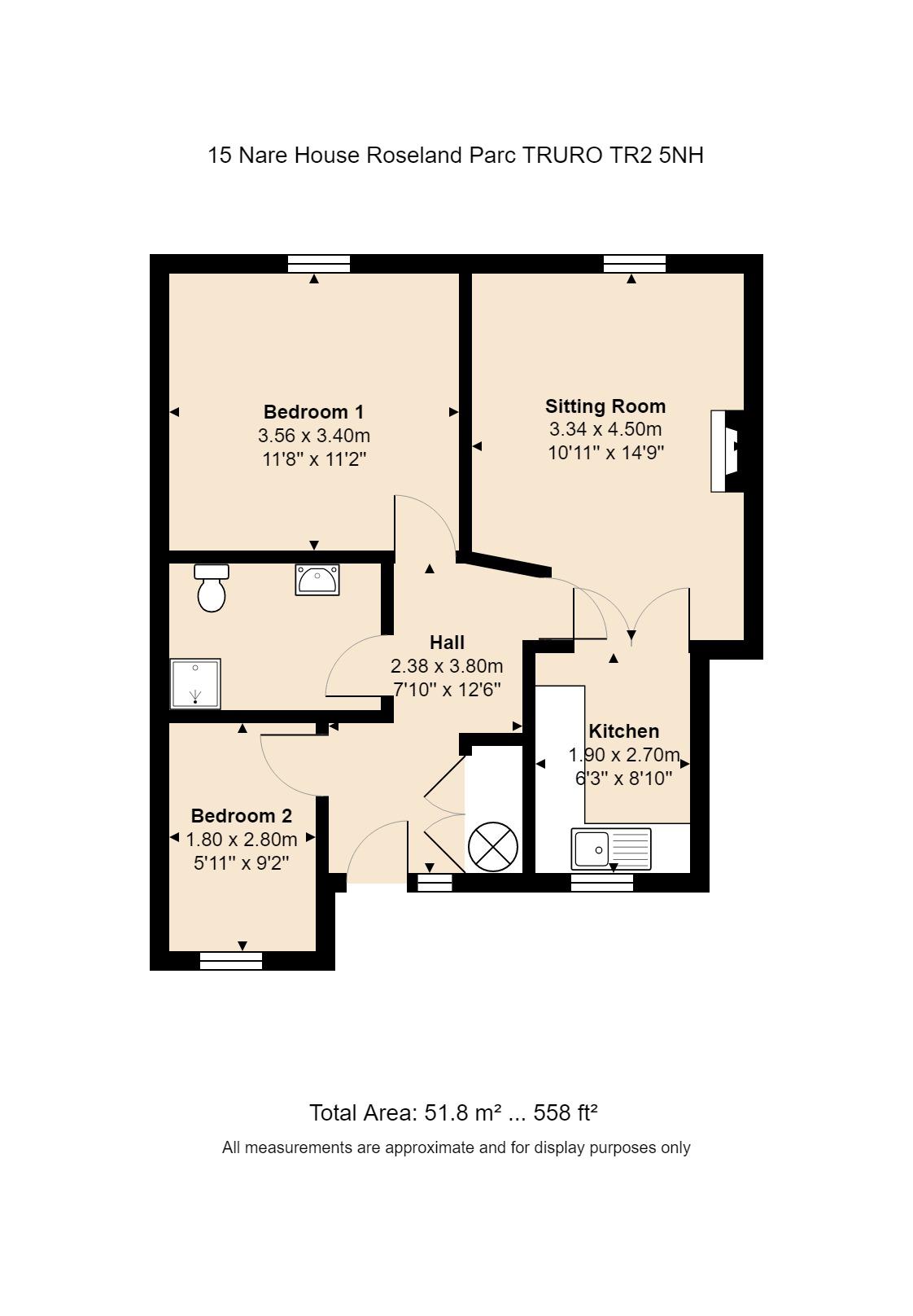 15 Nare House Floorplan