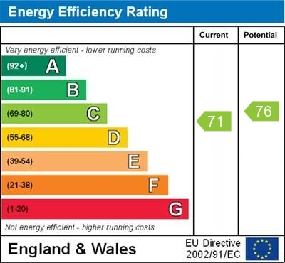 9 Jackson Close EPC Rating