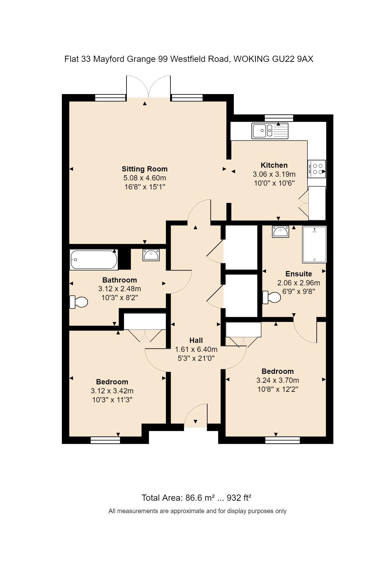 33 Barn Lodge Floorplan