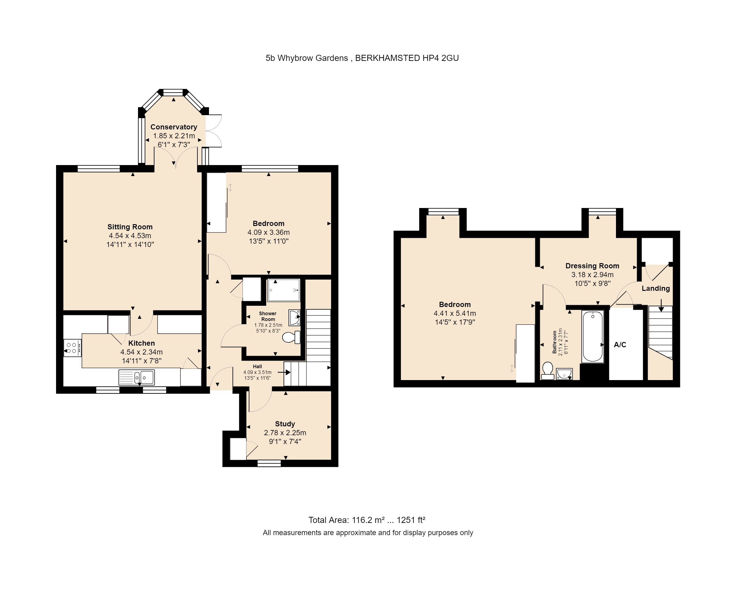 5b Whybrow Gardens Floorplan