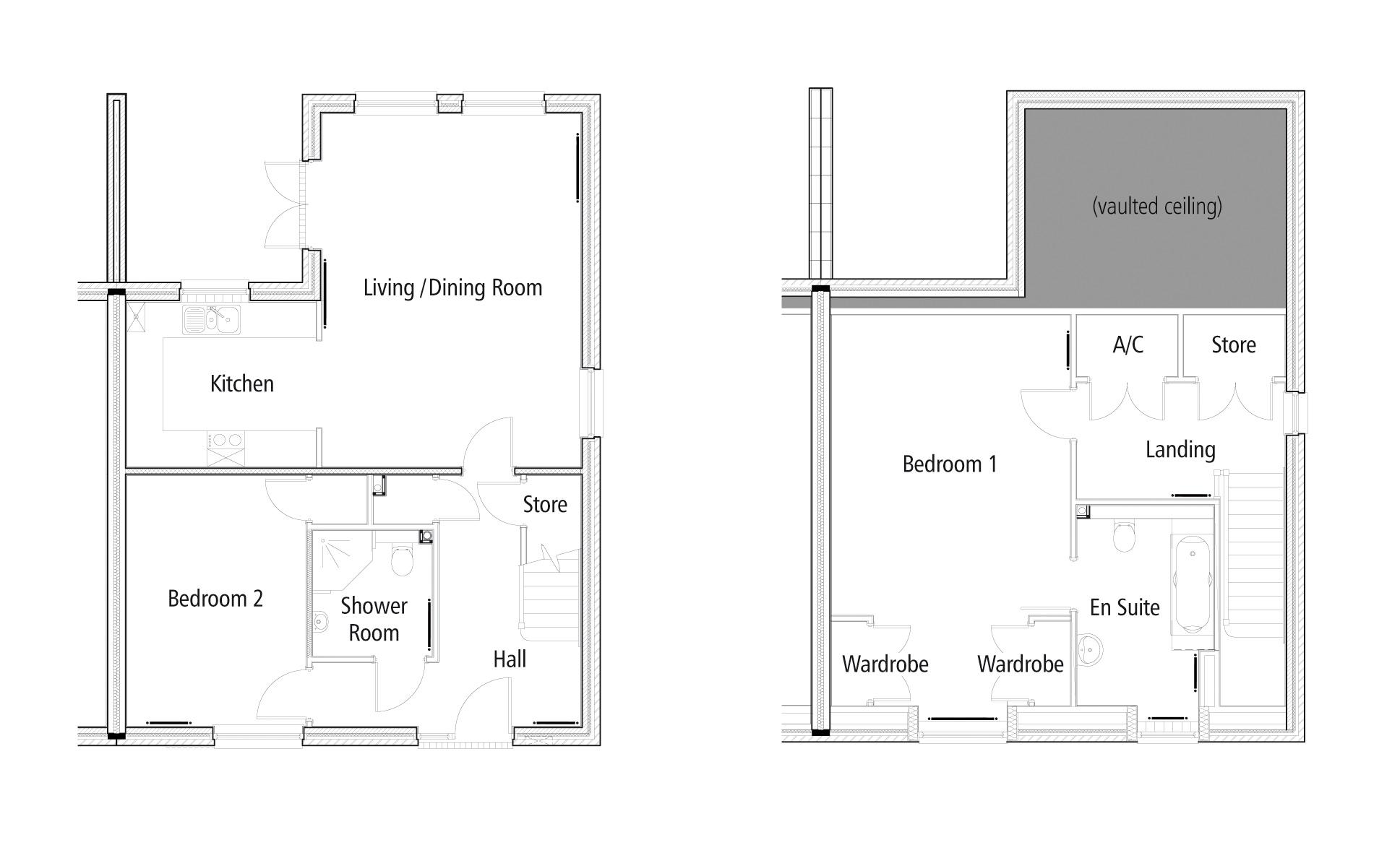 New Build, 26 The Polo Field Floorplan