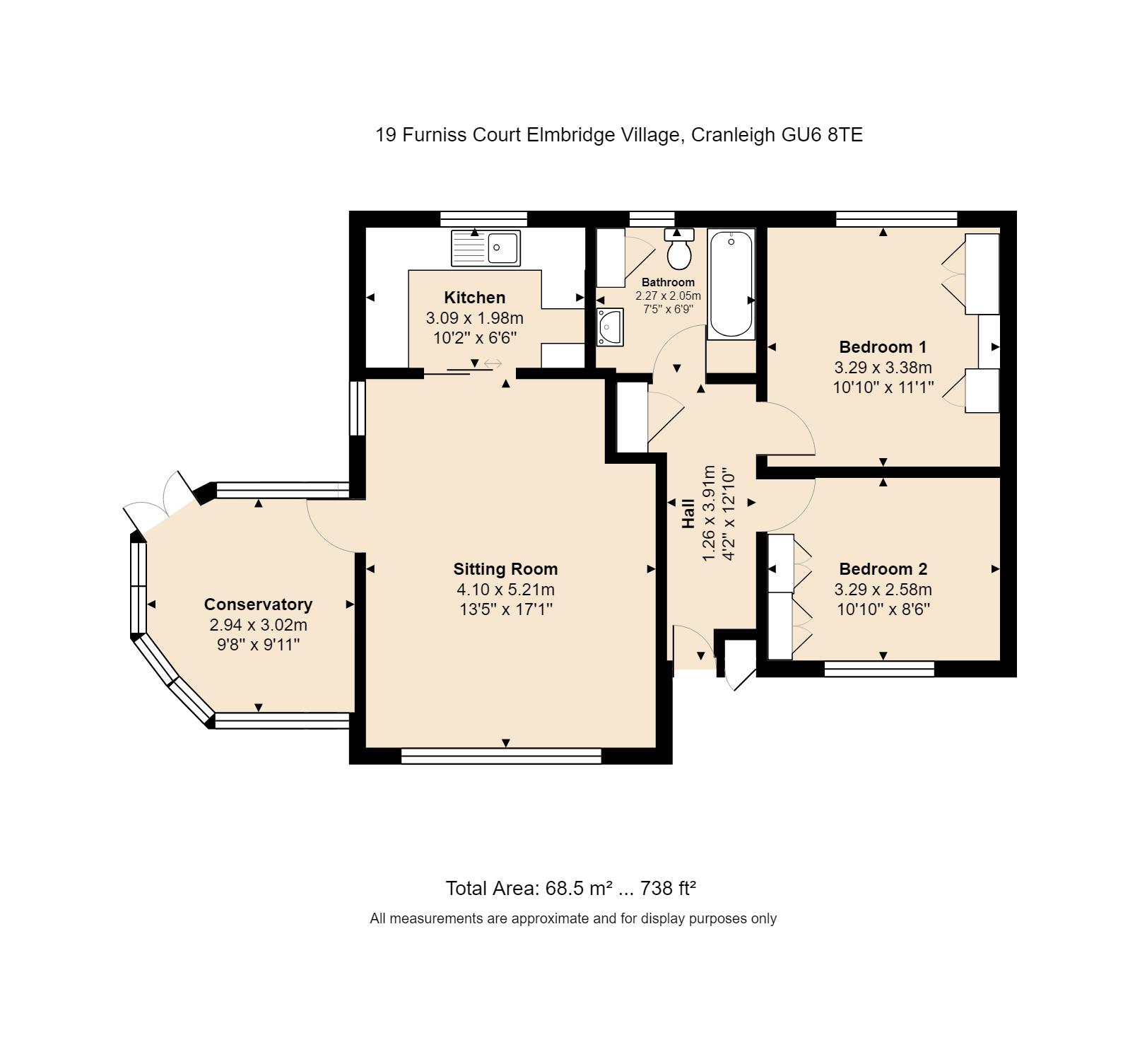 19 Furniss Court Floorplan