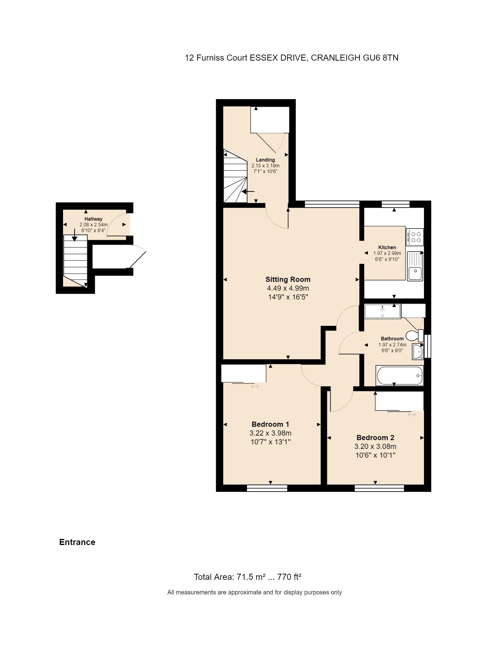 12 Furniss Court Floorplan