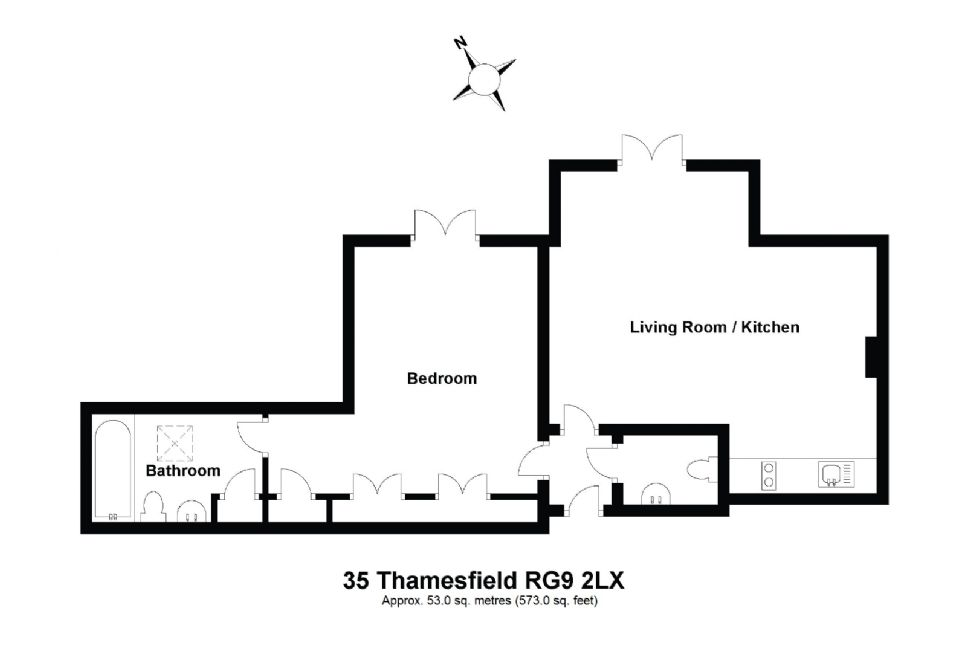 35 Riverine Floorplan