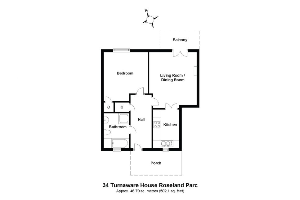 34 Turnaware House Floorplan