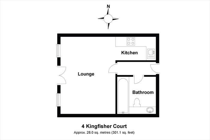 4 Kingfisher Court Floorplan