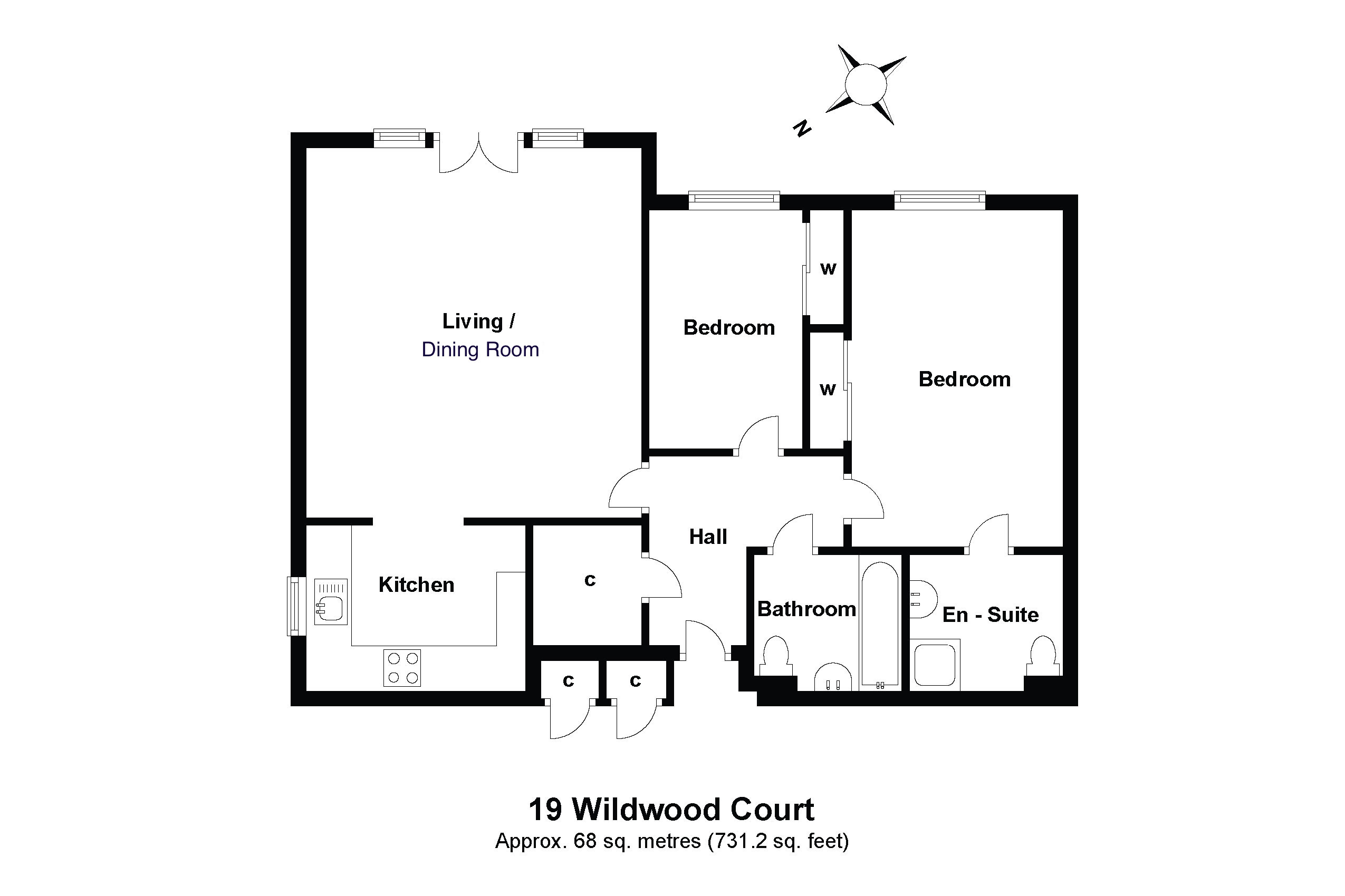 19 Wildwood Court Floorplan
