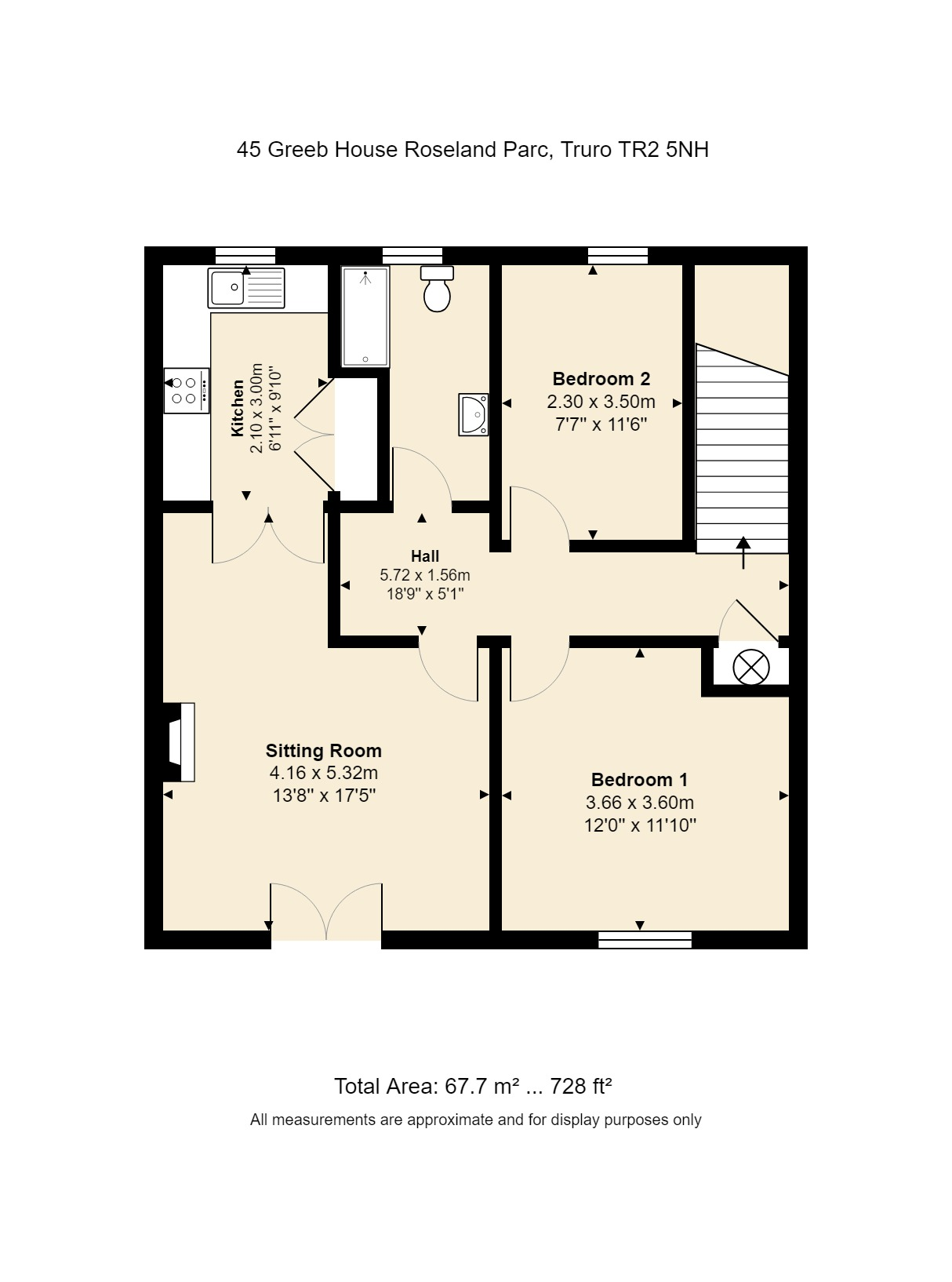 45 Greeb House Floorplan