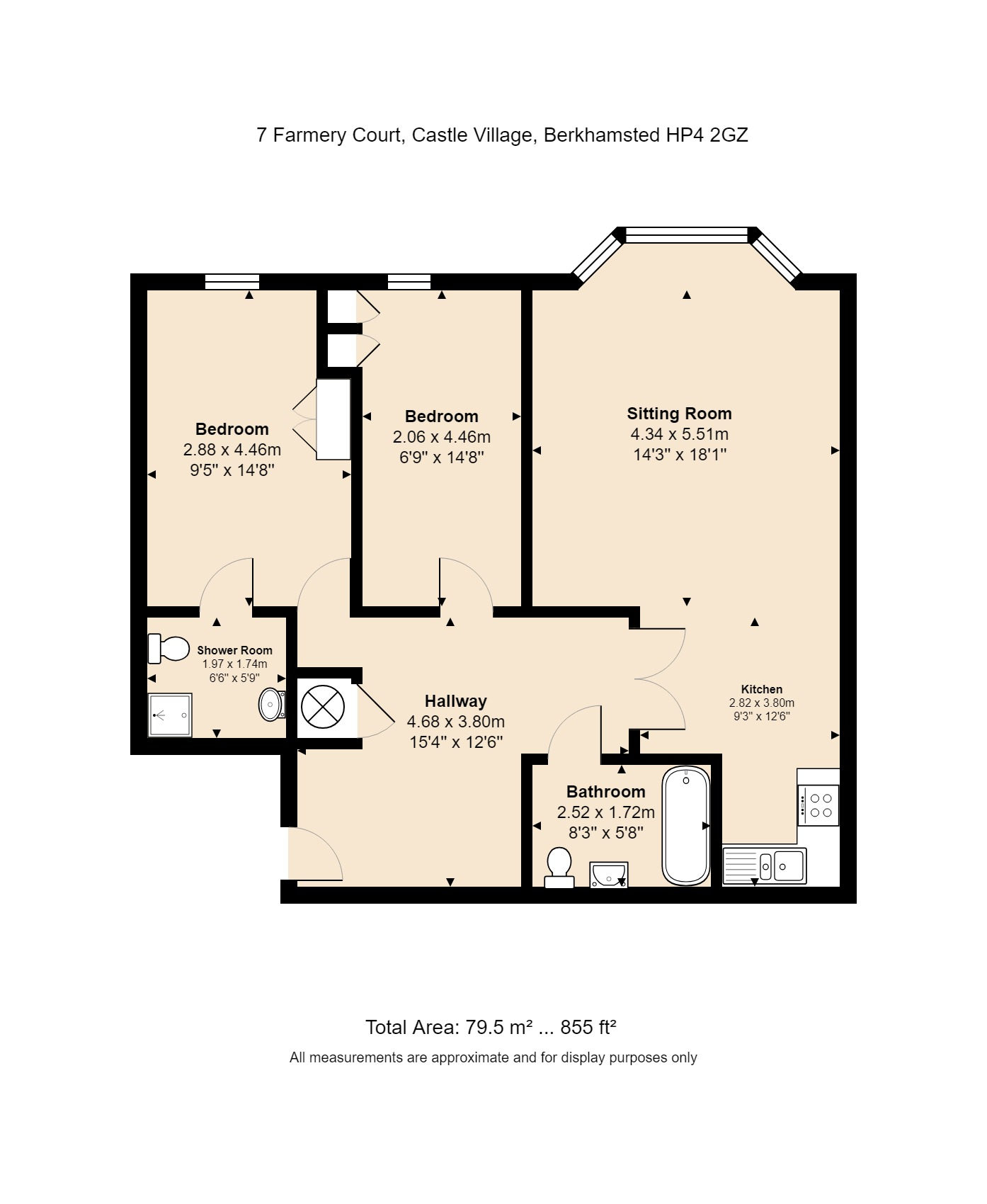 7 Farmery Court Floorplan