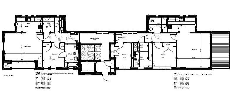 New Build, 4 The Walled Garden Floorplan