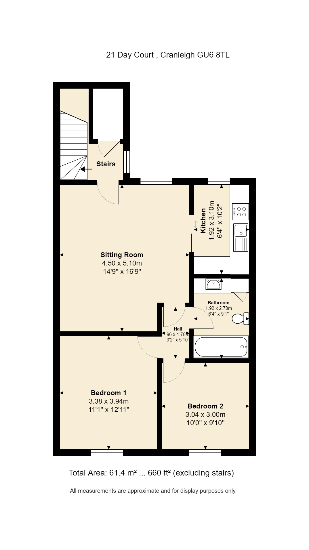 21 Day Court Floorplan