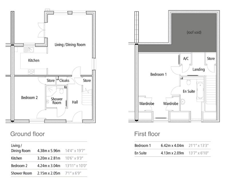 New Build 2 The Polo Field Floorplan
