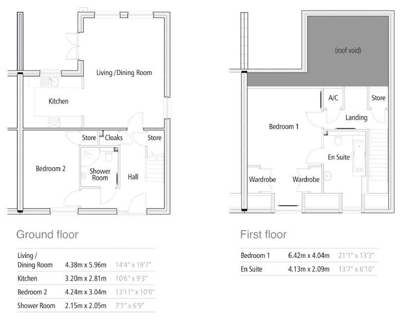 New Build, Plot 40 The Polo Field Floorplan