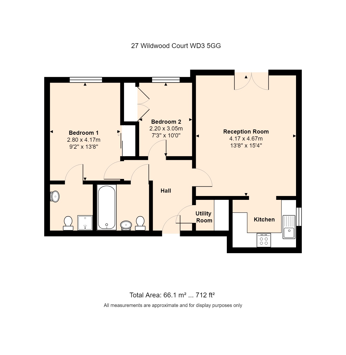 27 Wildwood Court Floorplan