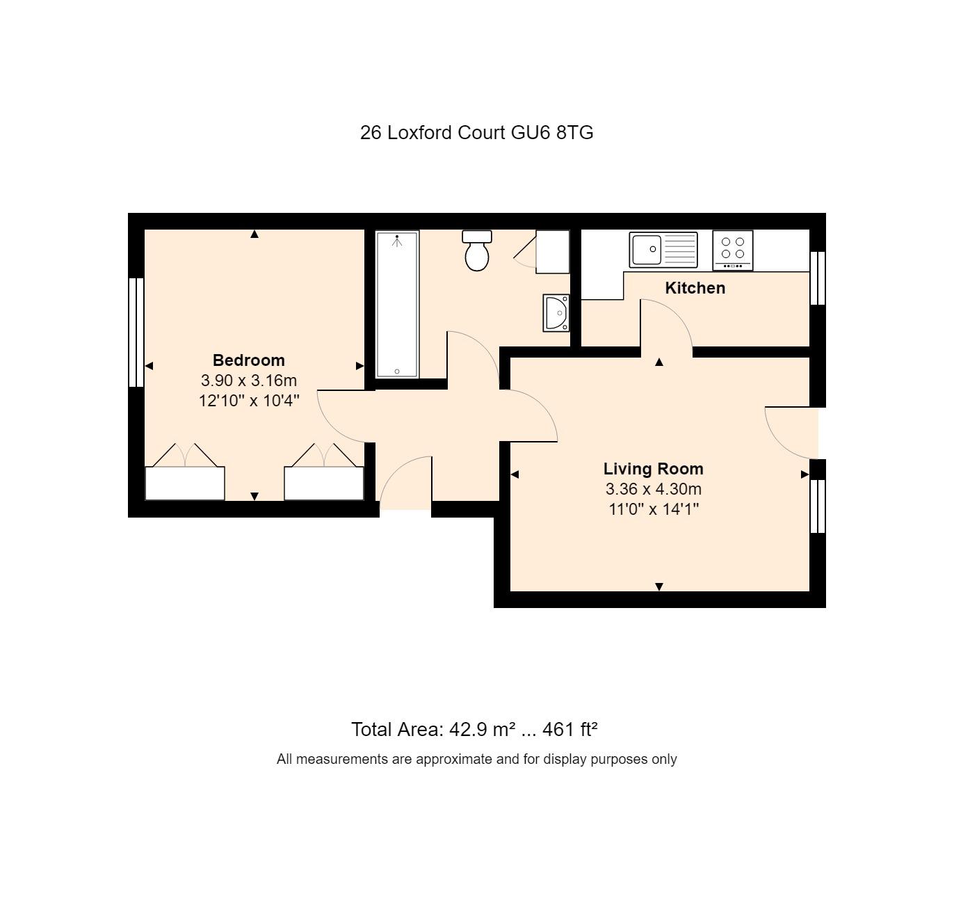 26 Loxford Court Floorplan
