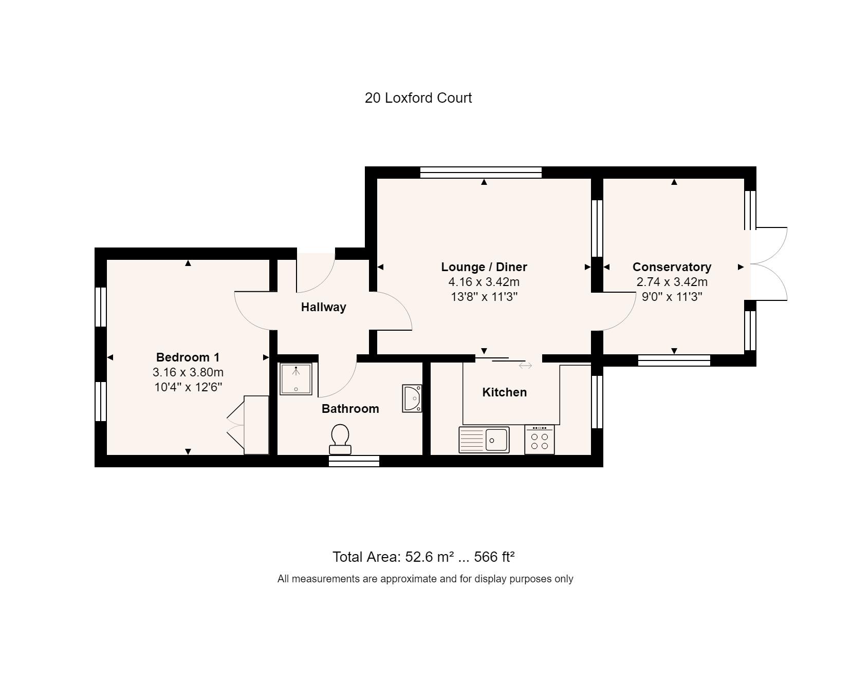 20 Loxford Court Floorplan